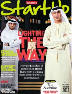 Click to read my latest column in Arabian Business Start Up Magazine.
