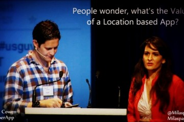 Location Based Apps - What's The Business Value - Community #140MTL @EchoerApp