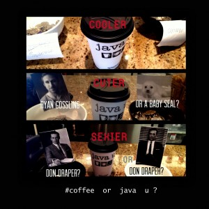 Coffee or Java U Customer Engagement by Mila Araujo 2013